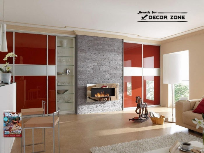 Living Room Designs Tv Wall 15 living room designs with stone wall panels
