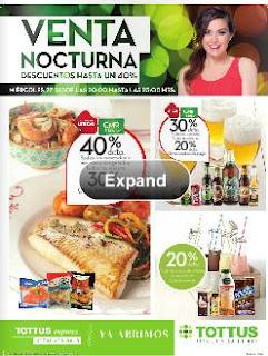 venta nocturna tottus 27-3-2013