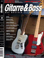 Neil Young in Gitarre & Bass, Ausgabe 08/2012