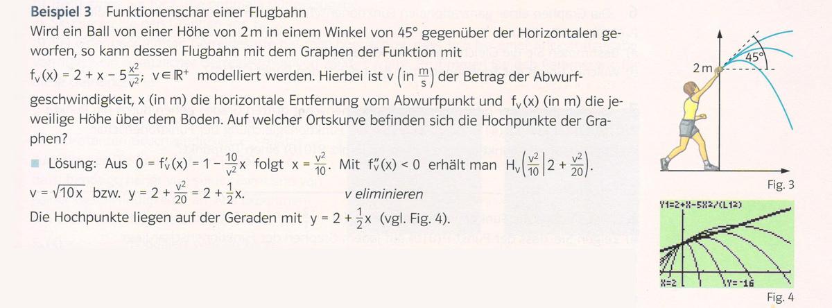 Bildung Schule Mathematik: Realitätsnahe Aufgaben IV