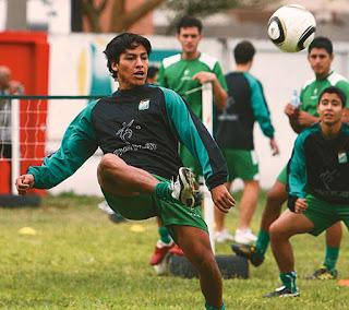 Oriente Petrolero - Diego Terrazas - DaleOoo.com web del Club Oriente Petrolero