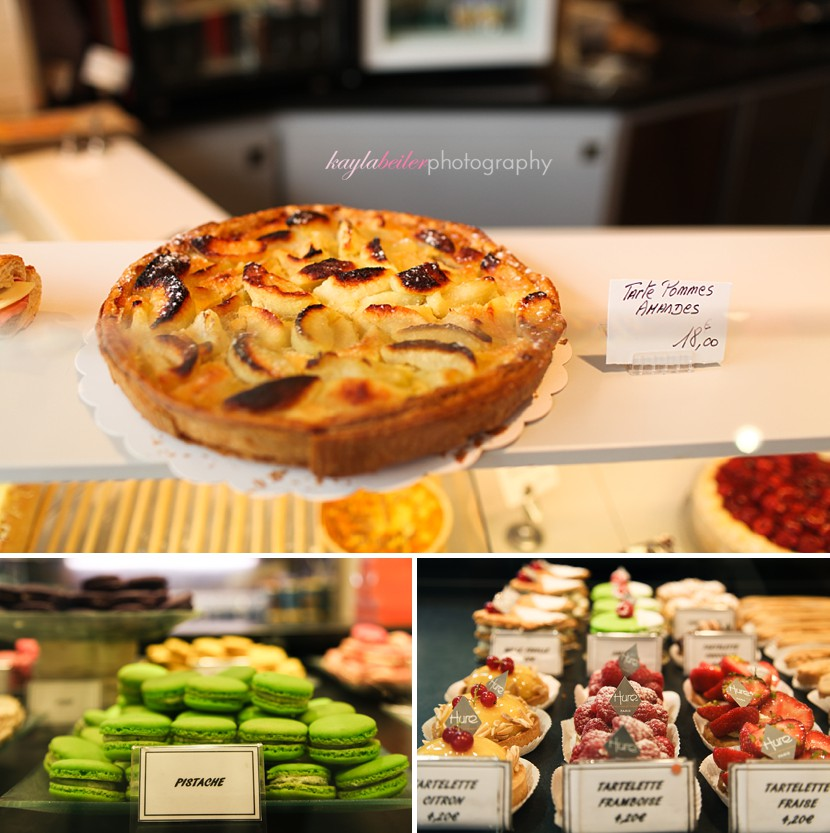 food in france photo