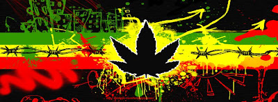 Couverture facebook rasta