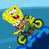 Spongebob WaterBiker | Toptenjuegos.blogspot.com
