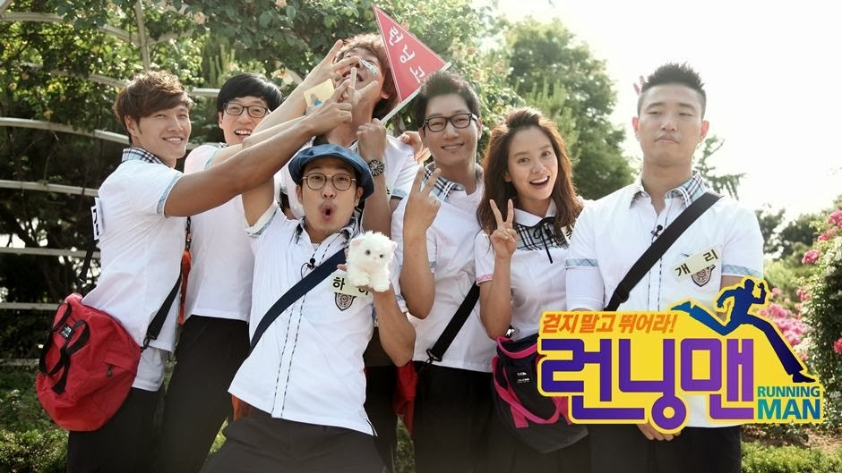 Running Man Episode 171-214 Indonesia