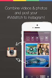 Vidstitch Free - Video Collage