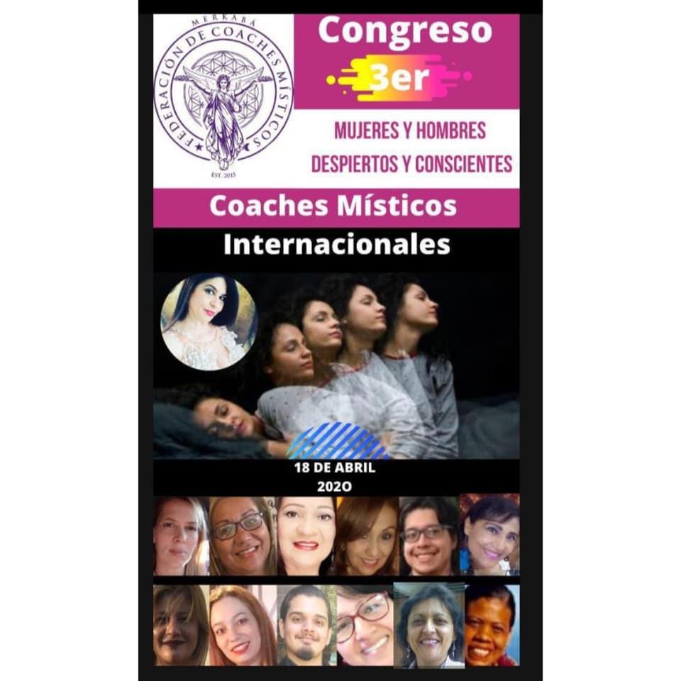 3er CONGRESO DE COACHES MISTICOS INTERNACIONALES 2020