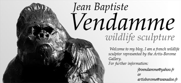 Jb Vendamme sculpture