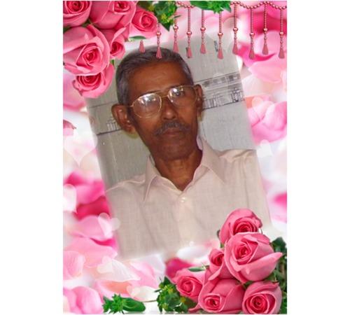 Living In Loving Memory of Varghese Koilparampil Arthunkal Your