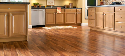 Flooring and laminate wood floors from Natural Touch