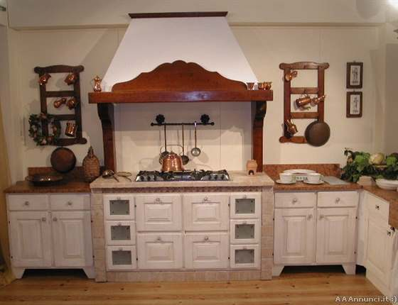 Beautiful Cappa Cucina In Muratura Ideas - Home Interior Ideas ...