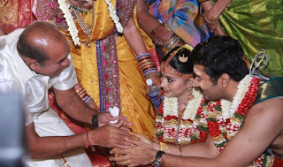 Prasanna and Sneha Marriage Gallery