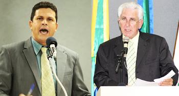 Cesar Condack (PSDC) e Pedro Ferrazim (PP) são presos AGORA pela Polícia Federal, Polícia Civil e CAEX/GAECO em Cacoal