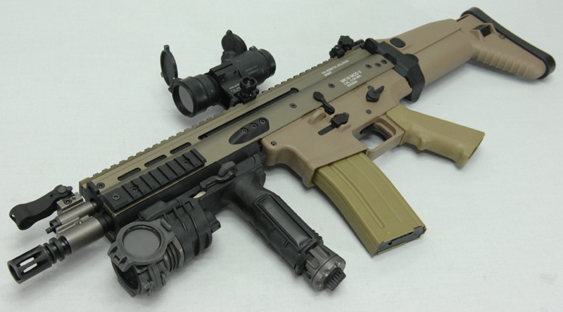 NATO FN SCAR