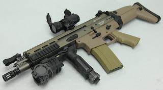 NATO FN SCAR MK 17