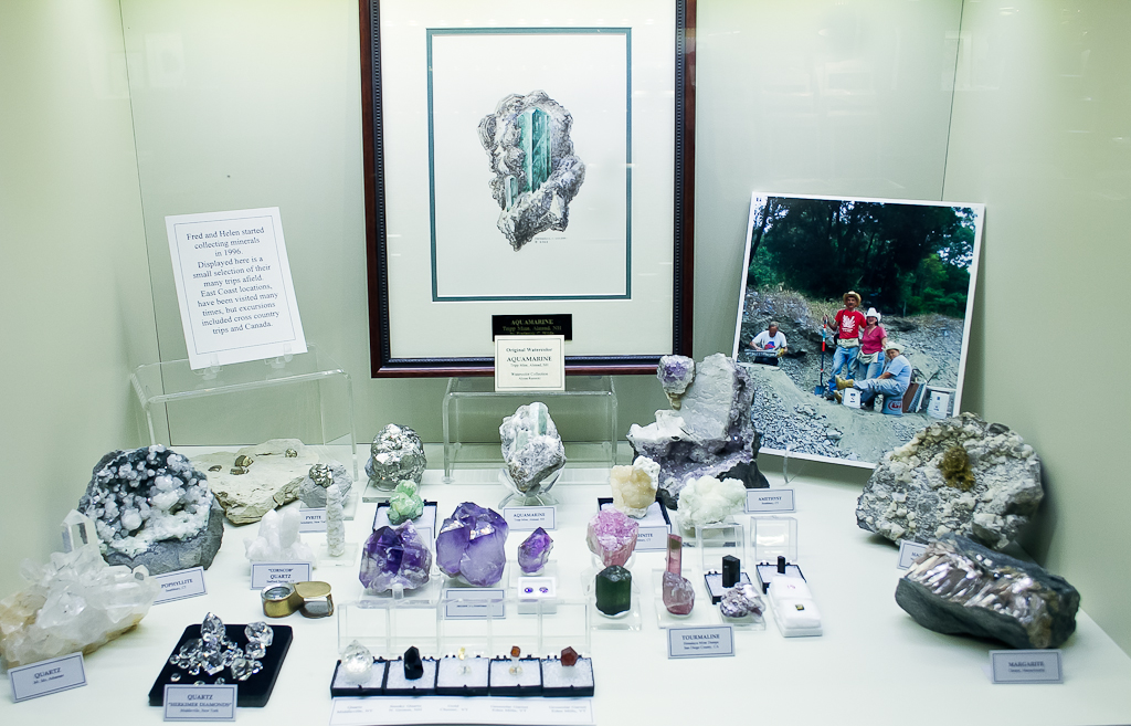 Mineral Bliss: The 2012 East Coast Gem, Mineral, and Fossil Show,