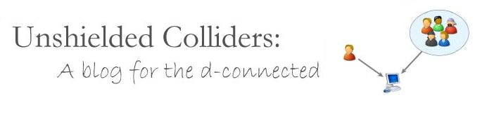 Unshielded Colliders