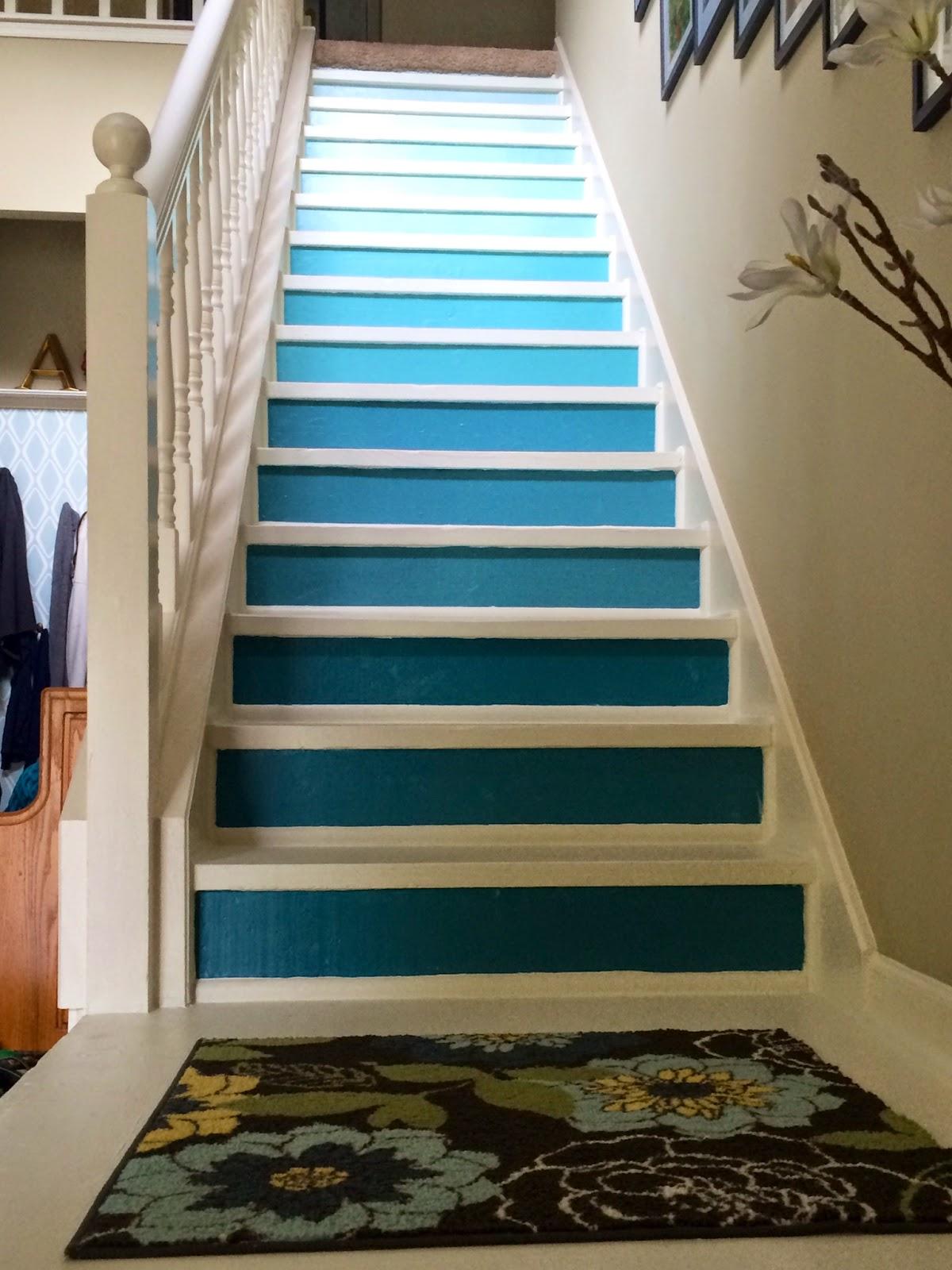 Sally G Alexander Best Mom Tip 190 Refurbish Your Stairs