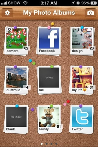 My Photo Albums - Photo, Video, Facebook, Twitter IPA 1.6.3