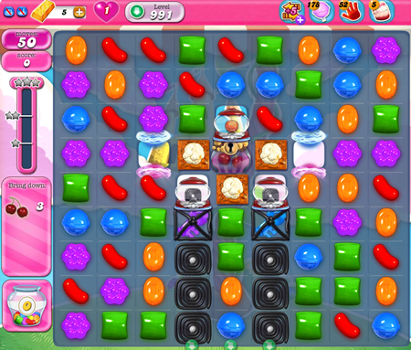 Candy Crush Saga 91