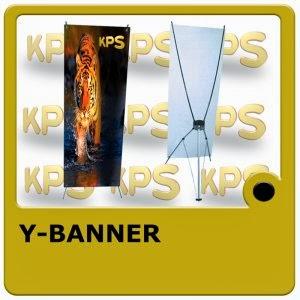 Y Banner Media Display