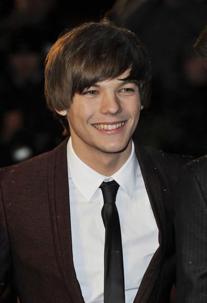Louis Tomlinson Hair