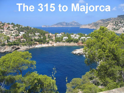 315 to Majorca