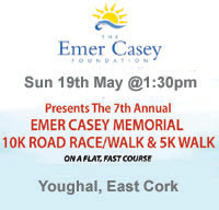 10k road race in Youghal, E Cork