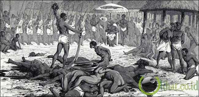 Pemenggalan di Ghana