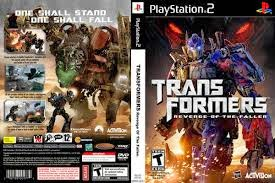 Transformers : The Game PS2