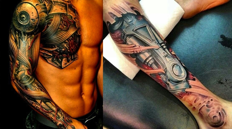 5 popular sleeves tattoo for men everything about tattoos. Black Bedroom Furniture Sets. Home Design Ideas