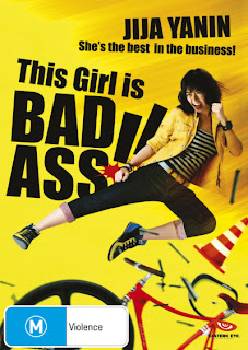 Jukkalan, This Girl Is Bad-Ass!! [2011] [NTSC/DVDR] Ingles, Subtitulos Español Latino