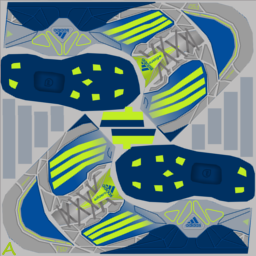 Boots Pack 12 by Jeff_Oner Adidas+Adizero+II+Blue-Silver-Yellow