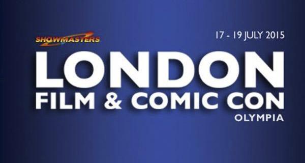 Crónica de la London Film & Comic Con domingo 19 de julio 2015