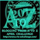 2014 A to Z BLOGFEST