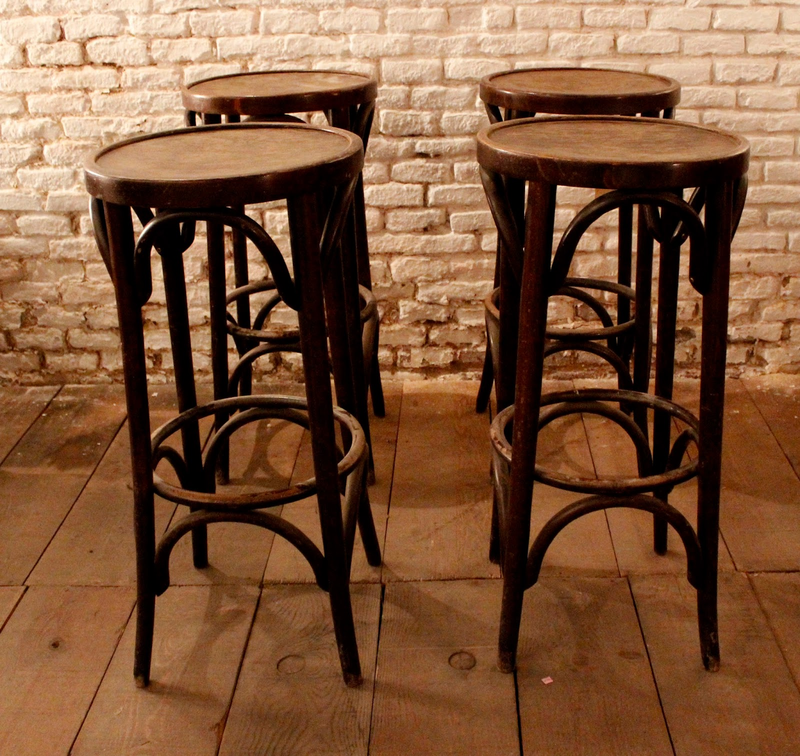 Vintage 4p tu tienda de muebles vintage en madrid - Taburetes segunda mano ...