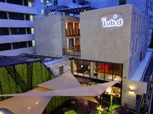 Hotel Online Murah Bangkok - Lub d Bangkok Siam Square Hostel