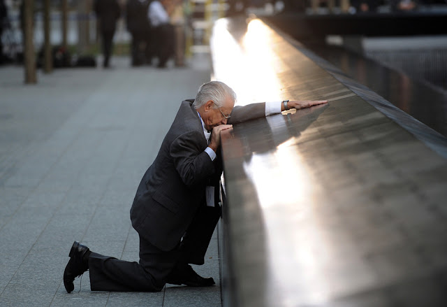 Robert Peraza ; 9/11 Memorial