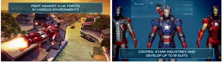 Iron Man 3 – The Official Game v1.6.9g (Mega Mod)