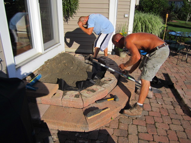 How To Build Patio With Pavers