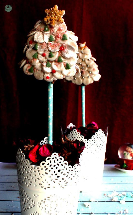 cake pops árbol de navidad kidsandchic 9