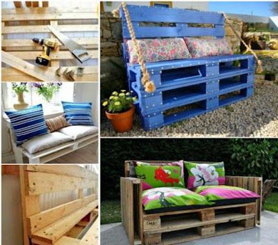 Pallet-Sofa-Bench