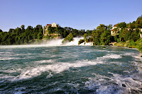 Alps Rhine Falls