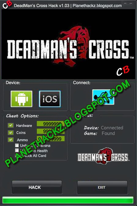 Deadman's Cross Hack