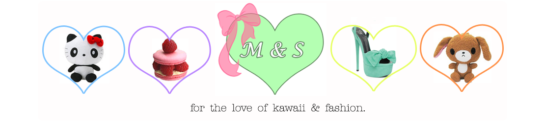 Macarons and Stilettos - For the Love of Kawaii and Fashion