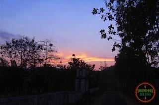 Koleksi Foto di Saat Fajar