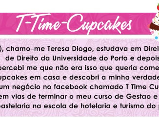 T Time Cupcakes - Loja Online