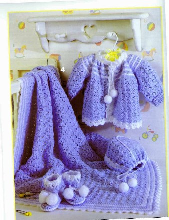 Baby Boy Crochet Onesie - Better Homes and Gardens