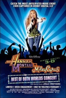 Hannah Montana / Miley Cyrus: Lo Mejor de 2 Mundos Concert Tour – DVDRIP LATINO
