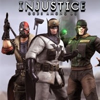 "Injustice: Batman, Green Lantern y Deathstroke en ""Red Son Pack 2"""